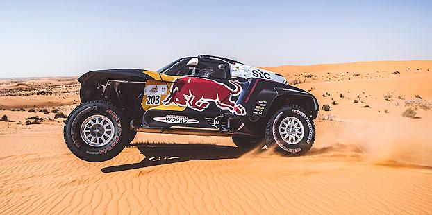 BFGoodrich luchará por su decimoséptima victoria en el Rally Dakar 2021