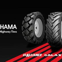 Yokohama Off-Highway Tires, la nueva identidad de Yokohama y Alliance