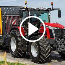 Tractor MF 8S: comienza una nueva era