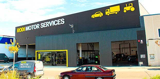 Rodi Motor Services estrena instalaciones en dos talleres de Zaragoza