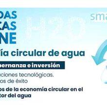 SMAGUA Digital organiza en marzo un ciclo de webinars