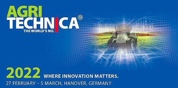 Agritechnica pospone su próxima edición hasta marzo de 2022