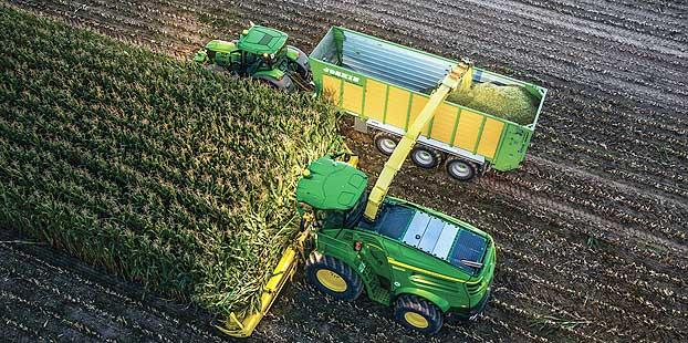 Junio cierra el mes superando el millar de tractores matriculados