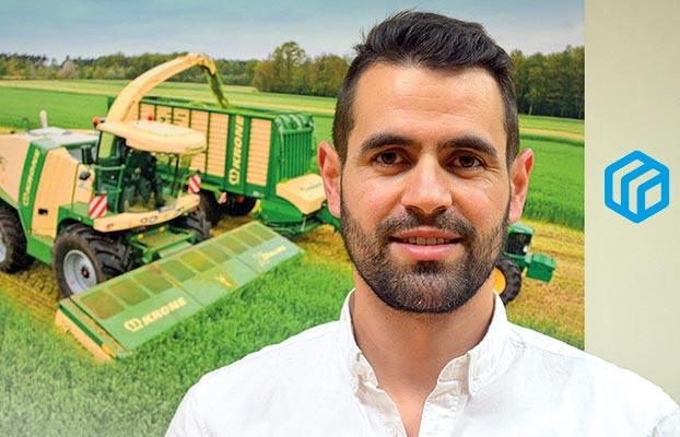 Joel Marques, director comercial de Farming Agrícola