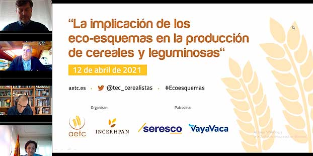 AETC analiza los eco-esquemas en la producción de cereales