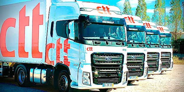 Michelin y CTT firman una alianza para contribuir al transporte sostenible