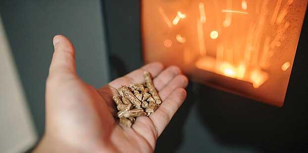 El número de estufas y calderas de pellet en la UE aumenta un 10% al año