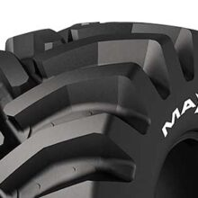 MAXAM presenta el nuevo neumático forestal MS933 LOGXTRA