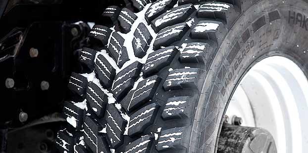 Nokian aumenta las medidas de su neumático Hakkapeliitta TRI