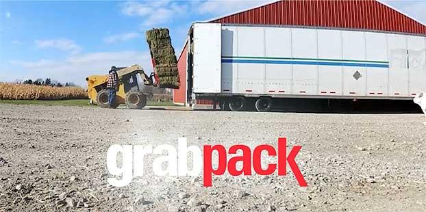 Arcusin amplía su gama con el agarrador de pacas GrabPack