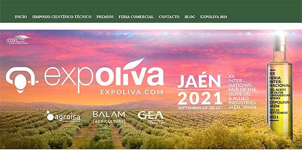 Expoliva se celebrará definitivamente del 22 al 25 de septiembre