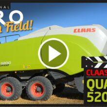 CLAAS QUADRANT 5200, siempre rentable