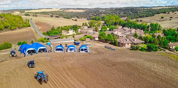 Llega una nueva edición del Michelin Tracks & Tires Farming Tour 2021