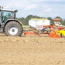 Pöttinger presenta su nueva sembradora combinada AEROSEM