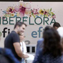 Los registros se disparan en Iberflora 2021 a diez días de su celebración